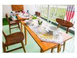 Meja Makan/ Kerja outdoor di Roof top yang nyaman