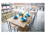 Tempat makan di Roof Top sambil menikmati angin sepoi sepoi