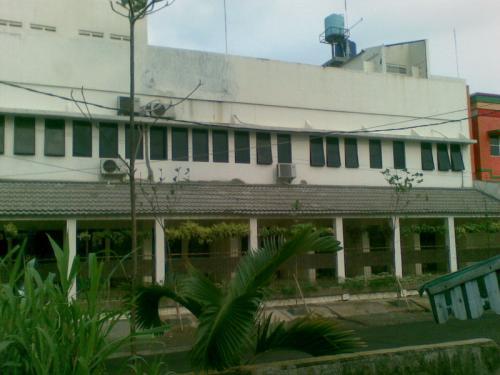 Bangunan Bertingkat Rumah Baru