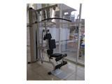Alat Fitness Kost Kramat Sentiong