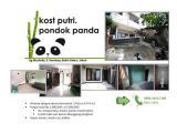 Flyer Kost Putri-Panda, Kamboja-Radio Dalam