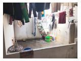 jemur dan cuci pakaian