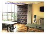 Idea Kos Ui Depok Study Room dilengkapi Free Wifi dan TV 100 channel