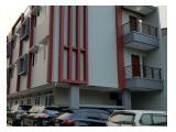 Bangunan Baru, Tempat Parkir Mobil / Motor Luas