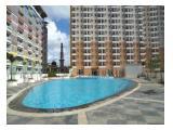 Sewa Apartment Studio, Seberang Kampus UI, Margonda Residence, Depok