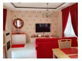 Ruang tamu dengan TV 55', Ada TV Cable dan Internet Wifi Gratis
