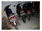 Ruang parkir motor